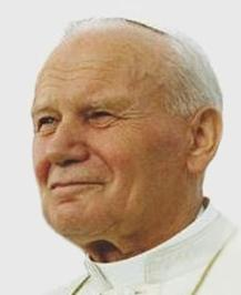 John Paul II on 12 August 1993 in Denver, Colorado