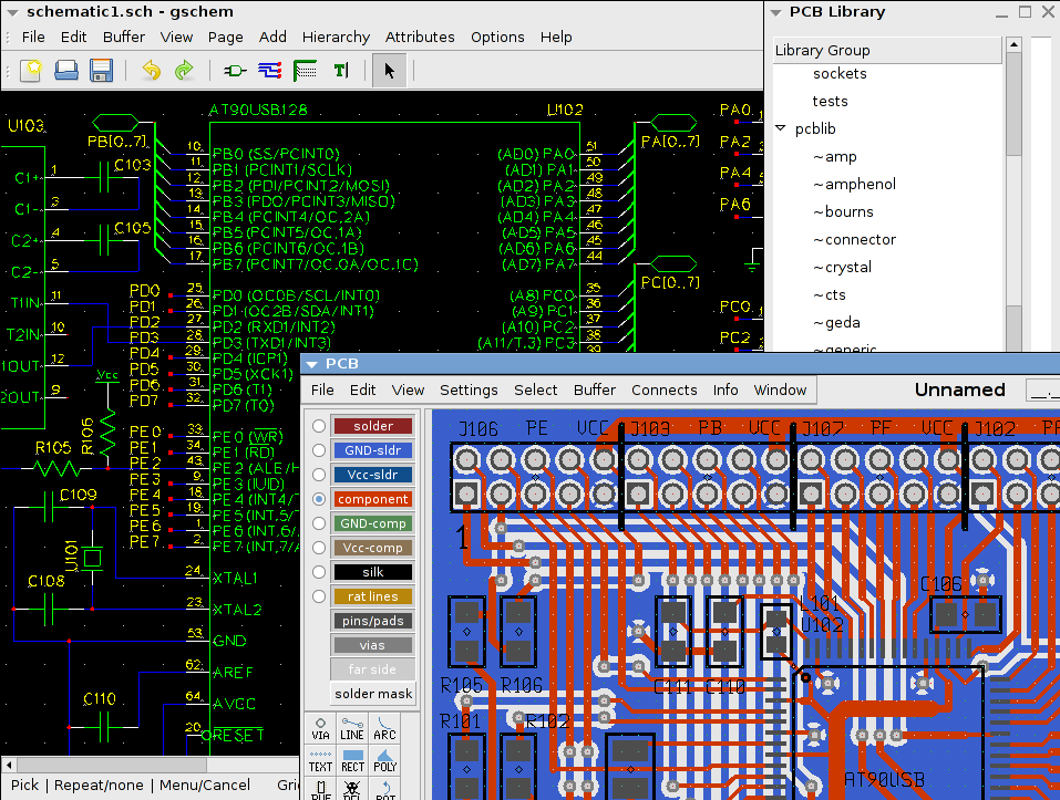 Unique Circuit Design Software Open Source Sketch - Electrical ...