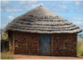 Traditional grass hut in Eswatini.png