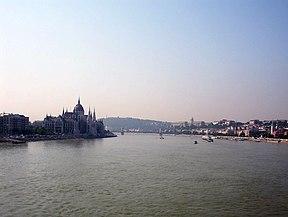 Budapeşte'de Tuna