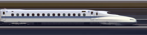Line scan photo of Shinkansen N700A Series Set G13 in 2017, car 16.png