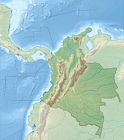 Providence Island colony is located in Colombia