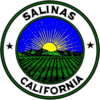 Official seal of Salinas, California
