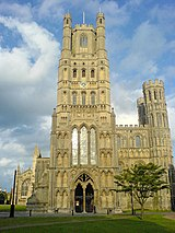 Ely Cathedral, where Nigel may be buried