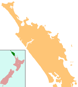 Whangaroa is located in Northland Region