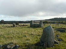 Strichen stone circle. - geograph.org.uk - 1527074.jpg