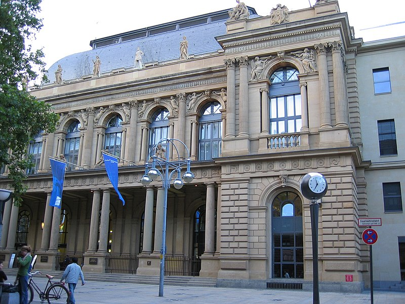 File:Frankfurt Stock Exchange 1.jpg