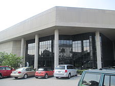 The Richland County Justice Center is located across from Columbia City Hall.