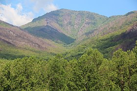 Mount LeConte viewed from Carlos Campbell Overlook, May 2017.jpg