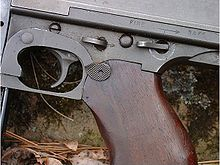 Thompson submachine gun - Turkcewiki org