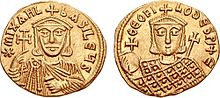 Michael II and Theophilos solidus.jpg
