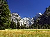 Yosemite Valley with Half Dome in the distance.jpg