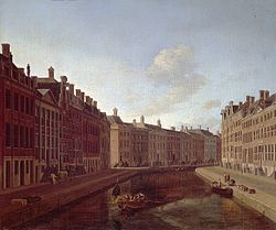 The bend in the Herengracht, Amsterdam