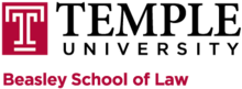 Temple Beasley School of Law Logo.png