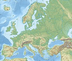 Rome is located in Europe