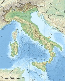Rome is located in Italy
