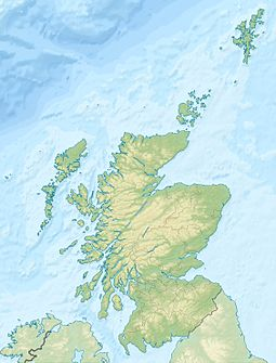 Shetland is located in Scotland