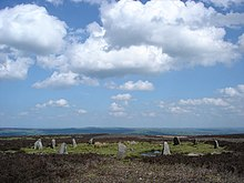 The Twelve Apostles of Ilkley Moor Stone Circle - geograph.org.uk - 12971.jpg