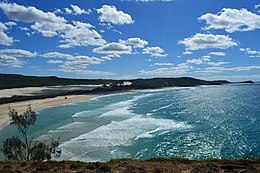 Indian Head view on Fraser Island (May 2016).jpg