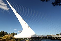 Sundial Bridge at Turtle Bay