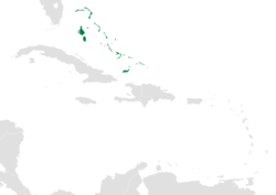 Location within the West Indies