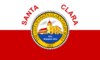 Flag of Santa Clara, California