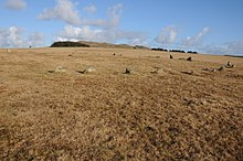 Stone circle near Rough Tor - geograph.org.uk - 2820042.jpg