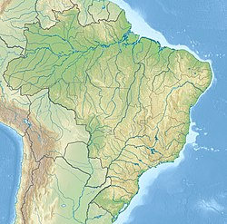 São Paulo is located in Brazil
