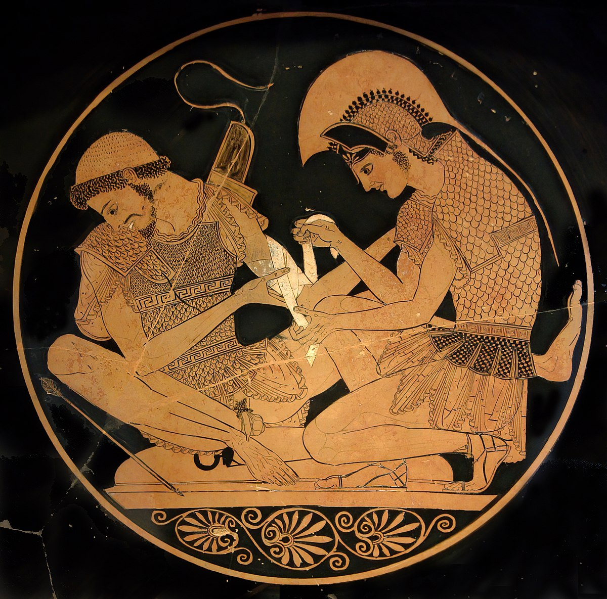 an analysis of the role of greek gods in the iliad by homer