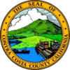 Official seal of Contra Costa County