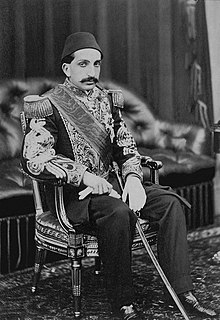 Portrait of Abdul Hamid II of the Ottoman Empire.jpg