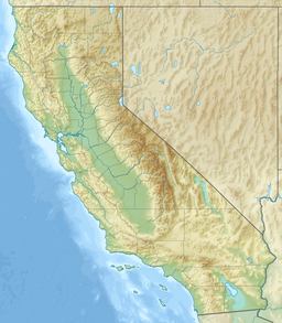location of Mono Lake in eastern California