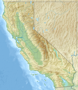 1906 San Francisco earthquake is located in California