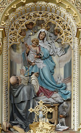 celebration of feast of saint dominic St dominic, pray for us don't forget rsvp to kristen if you will be able to make our celebration of the feast of st dominic: adoration at st mary's followed by a potluck this wednesday, august 8th - and bring your liturgy of the hours.