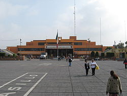 Municipal Palace of Nezahualcóyotl