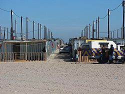 Photo of Blikkiesdorp Temporary Relocation Area