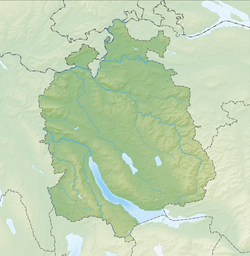 Feldmeilen is located in Canton of Zürich