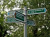 Close-up of signpost - geograph.org.uk - 238386.jpg
