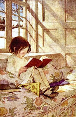 Illustration by Jessie Wilcox Smith