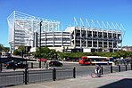 St James Park Newcastle south west corner.jpg