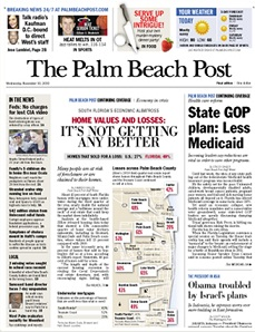 The Palm Beach Post front page.jpg
