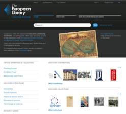 European Library screenshot.PNG