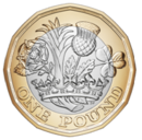 British 12 sided pound coin reverse.png