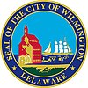 Official seal of Wilmington, Delaware