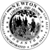 Official seal of Newton, Massachusetts
