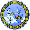 Official seal of Broome County