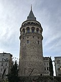 Galata Tower after the 2020 restoration.jpg